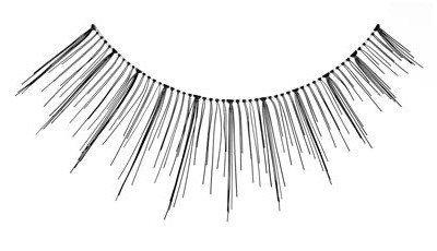 hotties black lashes - ardell - lashes