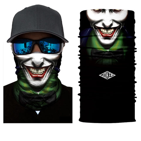 The Villain Rave Mask Bandana