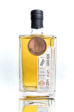The Single Cask 21YO Auchroisk 1991,Single Malt Whisky - The Single Cask