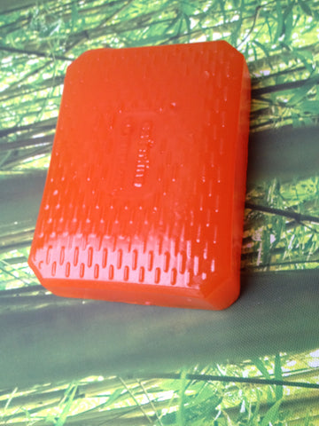Organic Glycerine Soap with Sweet Orange