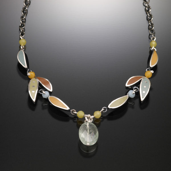 Petal Necklace - Kinzig Design Studios