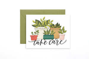 Take Care Plants