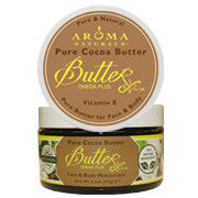 Pure Cocoa Butter 3.3oz Jar