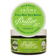 Pure Aloe Vera Butter 3.3oz Jar