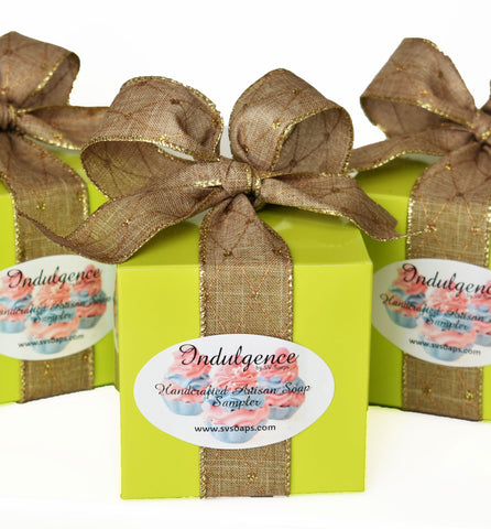 Soap Sampler Gift Set