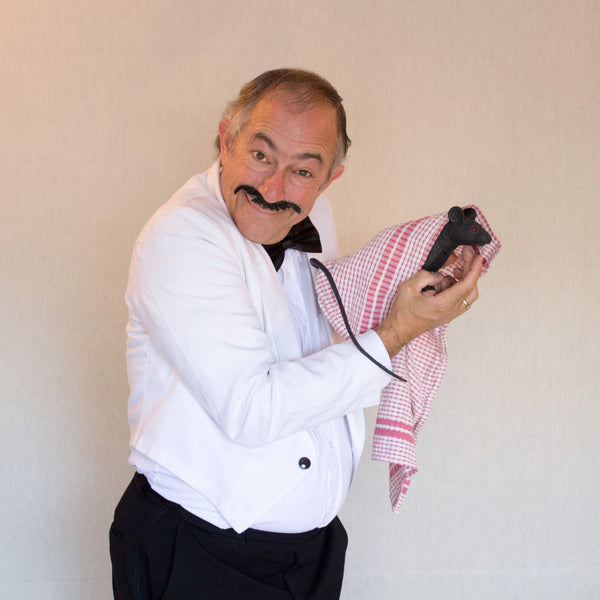 Manuel from Fawlty Towers - Impersonator - Wellington Nationwide