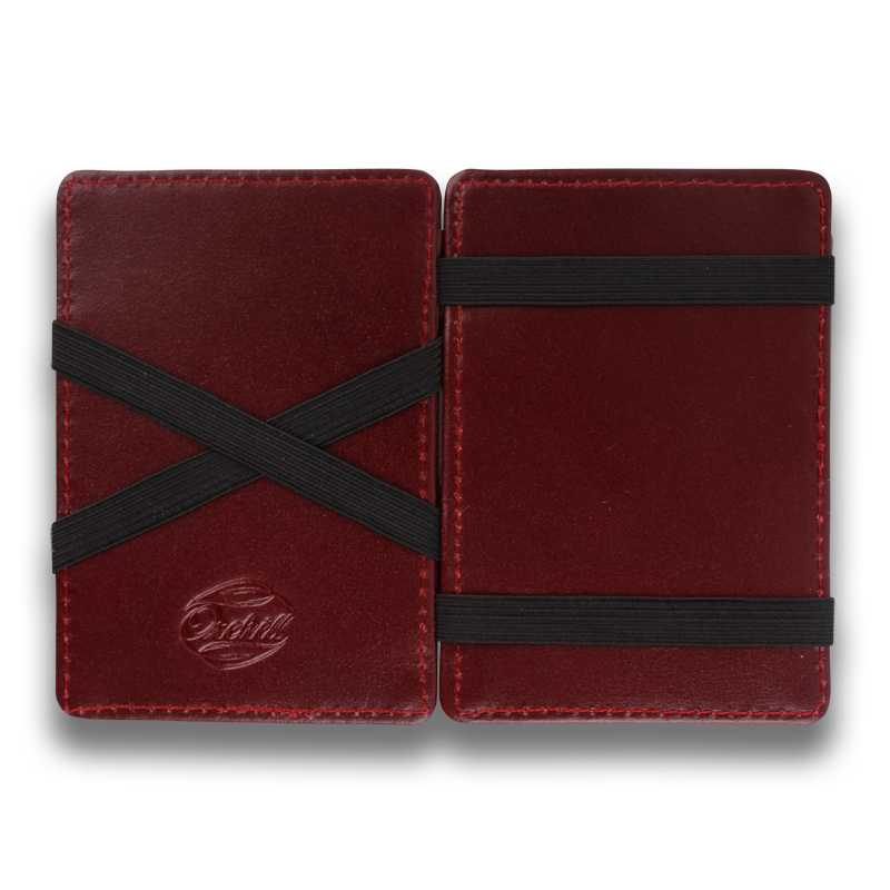 MAGIC: Wallet Corinthian Red