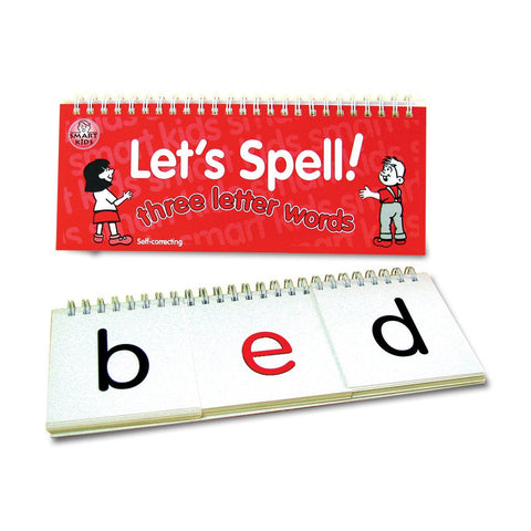Let's Spell (3 letter words)