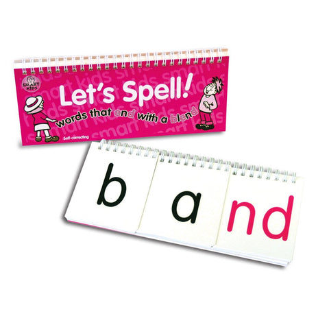 Let's Spell (End with a Blend)