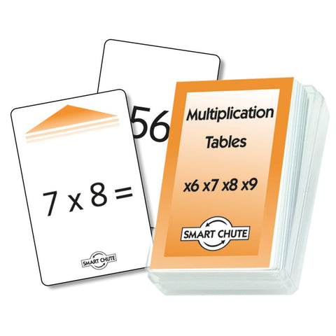 Multiplication x6 - x 9