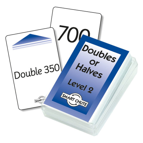 Double / Halves Cards - Level 2