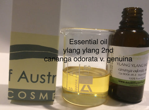 Ylang ylang 2nd essential oil
