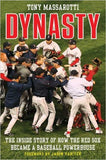 Dynasty: The Inside Story of How the Red Sox Became a Baseball… - Rock N Sports