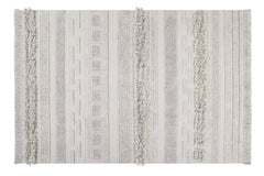 Air Washable Rug - Dune White