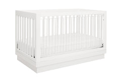 Harlow Acrylic 3-in-1 Convertible Crib
