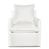 Curated Nest: Nurseries and Design - Oilo Nola Swivel Glider - Glider