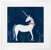 Curated Nest: Nurseries and Design - Enchanted Unicorn - Art