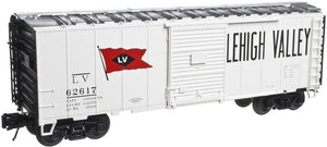 "Atlas O 2002213 - Trainman - 40' Sliding Door Box Car ""Lehigh Valley"""