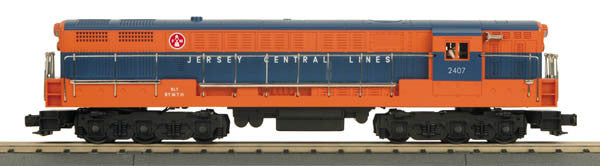 "MTH 30-20240-3 - FM Train Master Diesel Engine ""Jersey Central"" (Non-Powered)"
