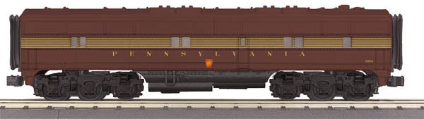 "MTH 30-20253-3 - E-6 B Unit Diesel Engine ""Pennsylvania"" (Non-Powered)"