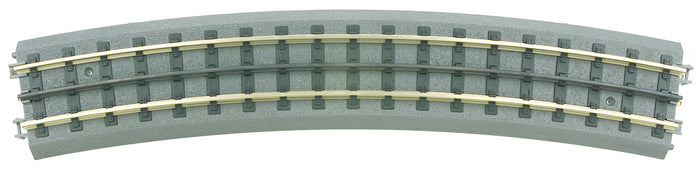 MTH 40-1082 - RealTrax- O-82 Curved Track Section