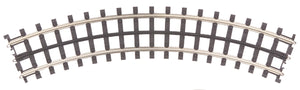 MTH 45-1002 - ScaleTraxT - O-31 Curved Track Section