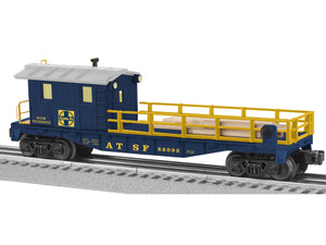 "Lionel 6-82093 - Tie-Work Car ""Santa Fe"""