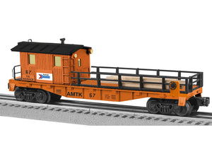 "Lionel 6-82095 - Tie-Work Car ""Amtrak"""