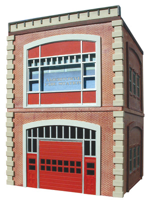 Ameri-Towne #864 - Fire Station