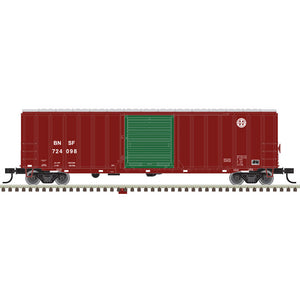 "Atlas O 2001049 - Trainman - 50'6"" Box Car ""BNSF"""