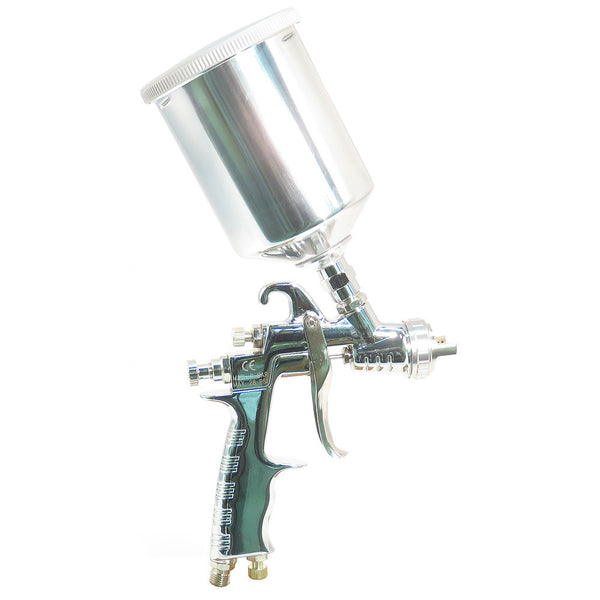 Performance Series HVLP Gravity Feed Spray Gun Package