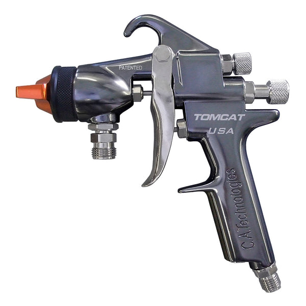 C.A. Technologies Tomcat 100C (T100C) Pressure Feed Conventional Spray Gun