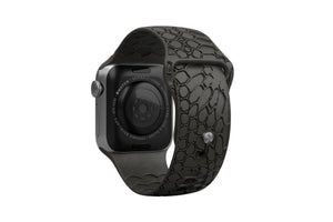 PREORDER | Watch Band Dimension Kryptek Etch Black | Ships in August