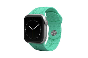 PREORDER | Watch Band Dimension Topo Seafoam | Ships in August