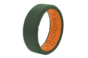 Edge Moss Green/Orange