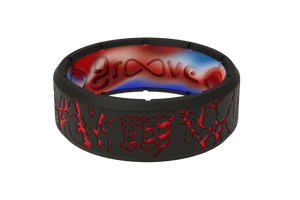 Edge Mayhem Fracture Red