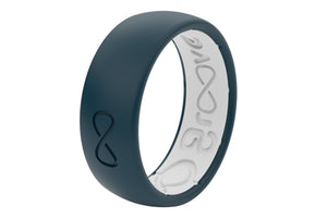 Anchor Mens Silicone Rings