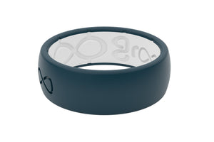 Anchor Silicone Wedding Rings