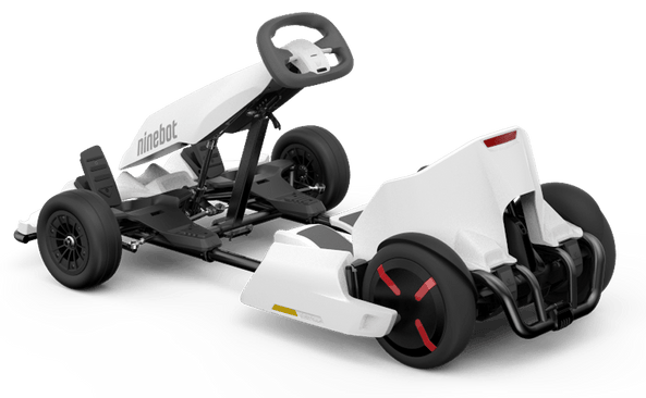 2019 must have Ninebot by Segway Electric Gokart: The Coolest Gokart Ever