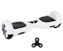 Load image into Gallery viewer, 6.5 Inch Classic White Hoverboard with 1 Year UK Warranty - 30% Sale Offer - Segwayfun