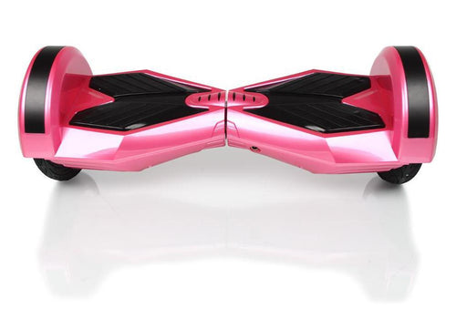 Stylish Candy Pink Segway Lamborghini 8 Inch Hoverboard Sale UK + Bluetooth Speaker - Segwayfun