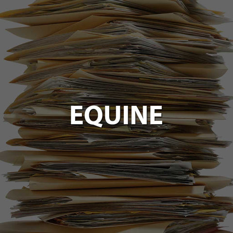 Equine Handling and Restraint Policy
