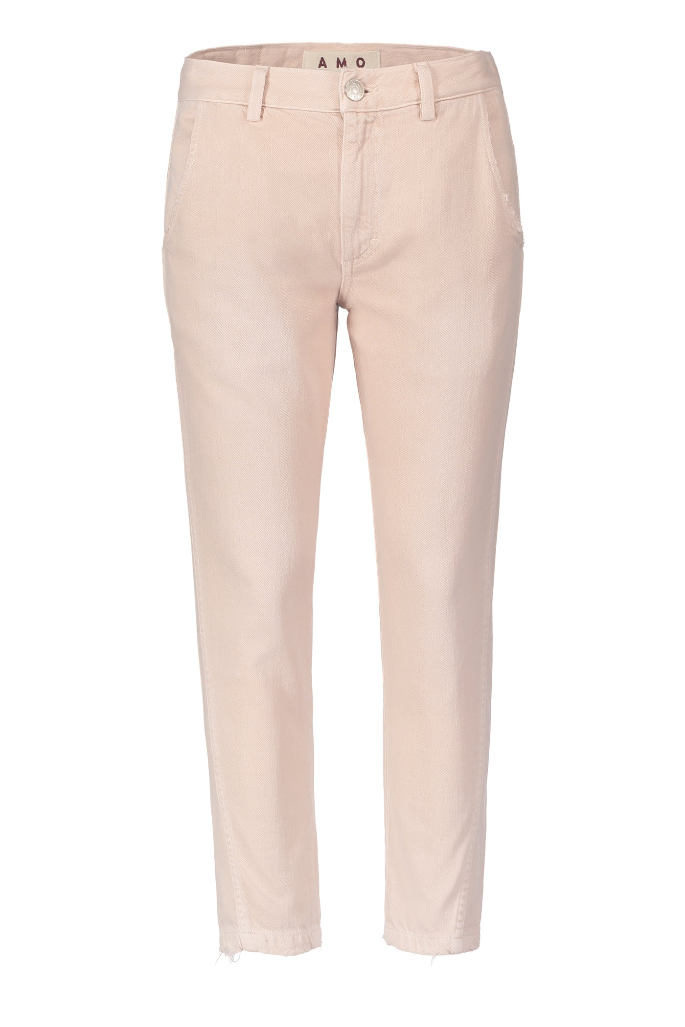 Slouch Trouser <br> Pale Pink