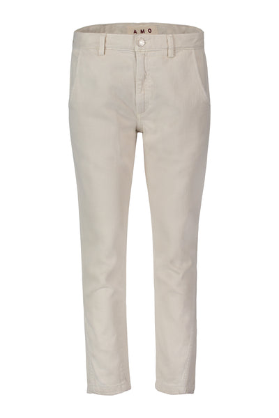 Slouch Trouser <br> Vintage White
