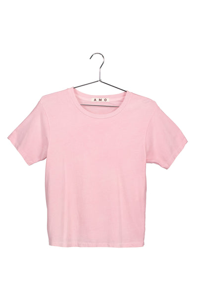 Classic Tee <br> Faded Pink