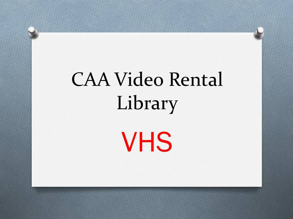 2003-3 Rare & Unusual Vehicles (Video) - VHS Rental