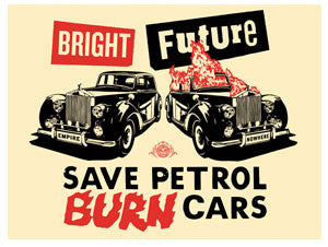 Shepard Fairey Bright Future