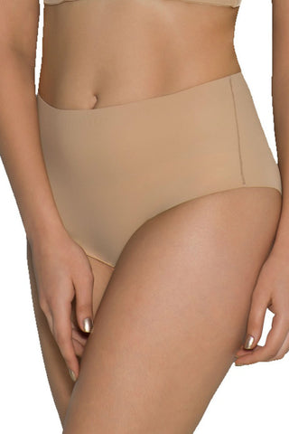 Seamless High Waist Brief