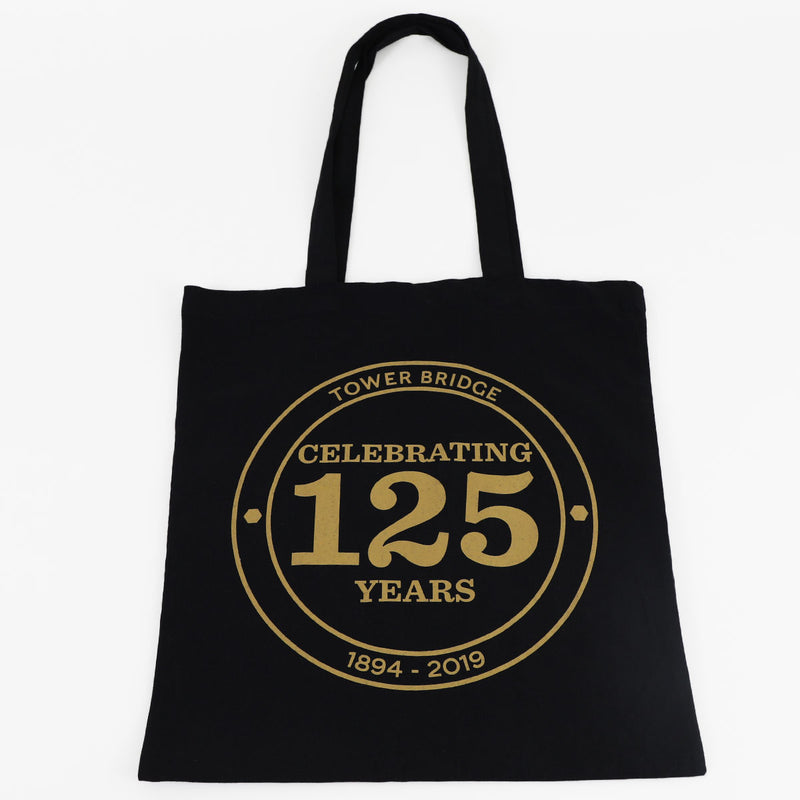 Tower Bridge 125 Year Anniversary Tote Bag 1