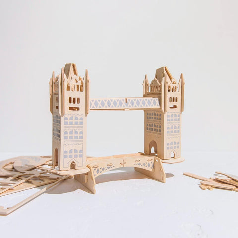 Woodcraft Tower Bridge Model 1